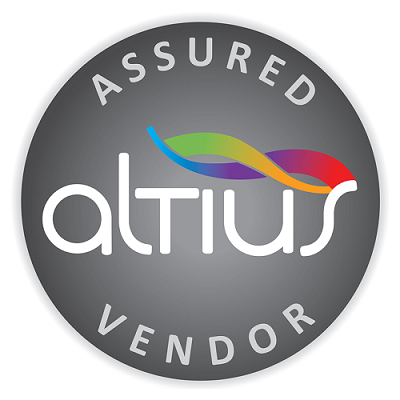 Assured Vendor Award Altius