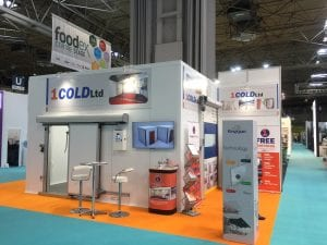 Foodex 2018 Stand