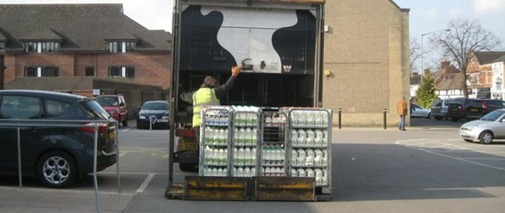 Milk delivery